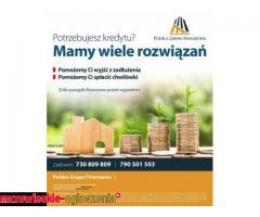 Kredyty gotówkowe oraz konsolidacyjne / Zadzwoń i uzyskaj więcej informacji